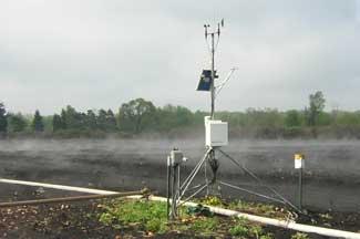 Enviroweather weather station at Bath (2001-2014), MI