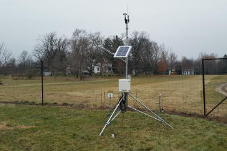 Enviroweather weather station at Standale / Walker, MI